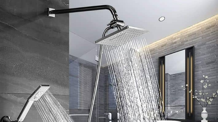 Most Recommended Shower Head – Reviews 2021
